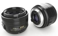 nikon af-s dx 35 3d model