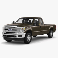 Ford Super Duty 2015 F250 XLT