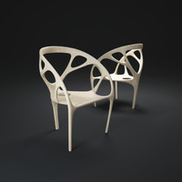maya minimalist-wood-chair