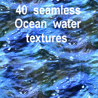 Ocean Water Mega Collection 1