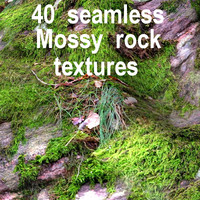 Mossy Rock Mega Collection 1