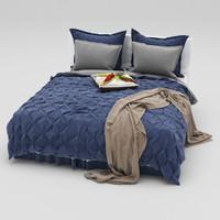 3d model bed 32