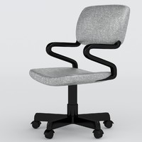3ds office chair uv 1