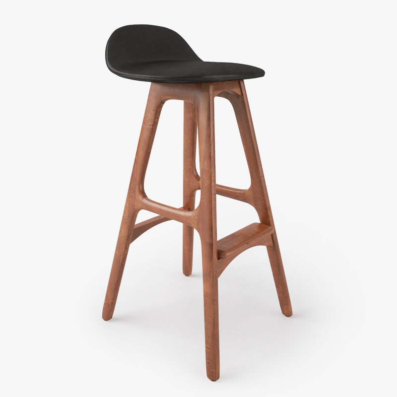 Erik buch bar stool obj - Erik buch bar stool ...