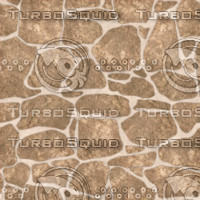 Grunge Cobblestone Seamless Texture