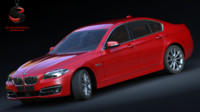 3ds max bmw 5-series f10 2014