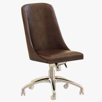 3d 3ds baxter decor chair