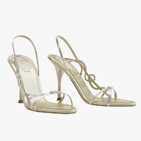 maya gold sandals caovilla