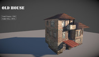 Macedonian Old House