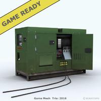 ready generator max