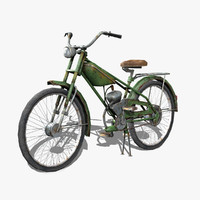 3ds old motorcycle zif-77