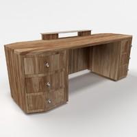 maya office desk