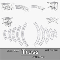 Arc & Corner Truss Collection