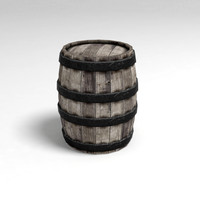max wooden barrel keg