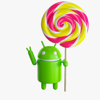 max android lollipop