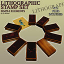 lithograph 3D models