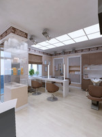 3d hair beauty salon