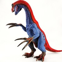 - therizinosaurus 3d model
