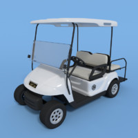 obj golf cart