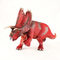 pentaceratops animation 3d model