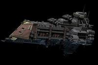 3d cruiser model