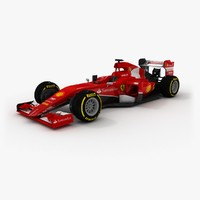 ferrari sf15-t 3ds