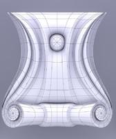 3d element classic cnc model