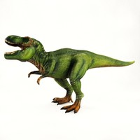 t-rex animation 3ds