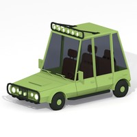 3dsmax jeep