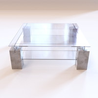 Roche Bobois - Tenere Coffee Table