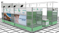 maya asmer exhibition stand design