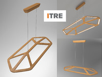 ITRE Aki Lamp by Studio Dreimann