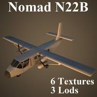 3d gaf n22b
