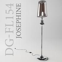 3dsmax lamp josephine