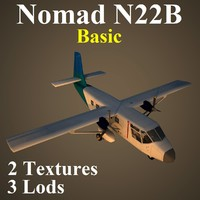 gaf n22b lay 3d max