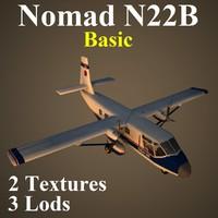 3d gaf n22b sax model