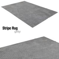 stripe rug max