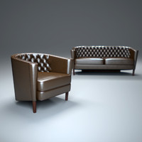 rich-with-cushion 3d ma