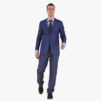 man business 3d model