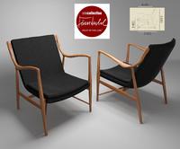 3d chair 1945