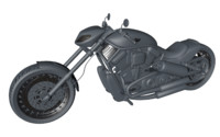 3d motorcycle harley-davidson star android