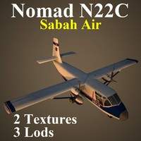 gaf n22c sax 3d max