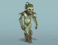 3dsmax creature morph rigging