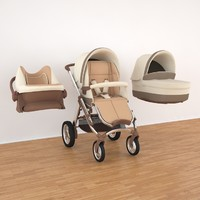 3d bebecar ip-op evolution stroller