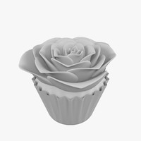 cupcake v2 3d max