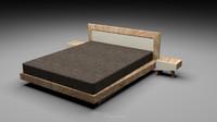 original bed 3d model
