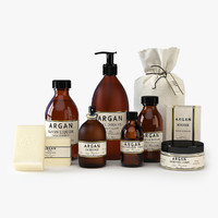 Bathroom Set Cote Bastide Argan