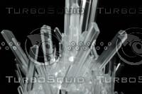 photorealistic quartz 3d obj