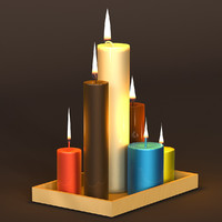 max candles
