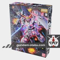 MG RX-0 Unicorn Gundam (box)